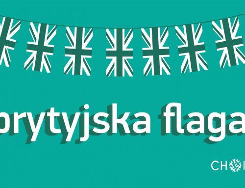 Flaga brytyjska – skomplikowany symbol Wielkiej Brytanii.