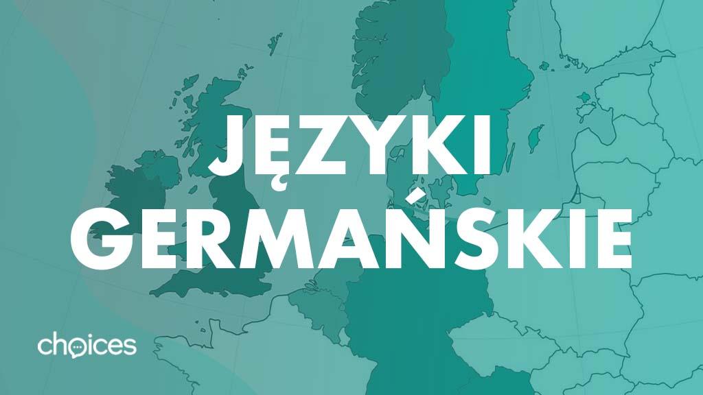 Języki germańskie