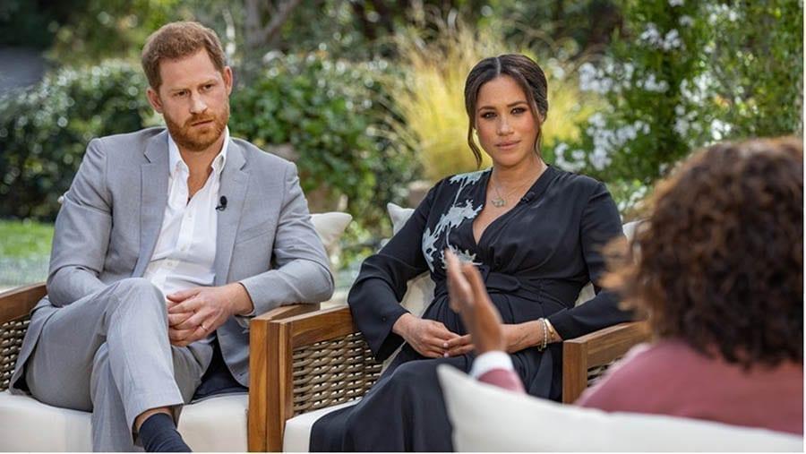 Książę i księżna Sussexu