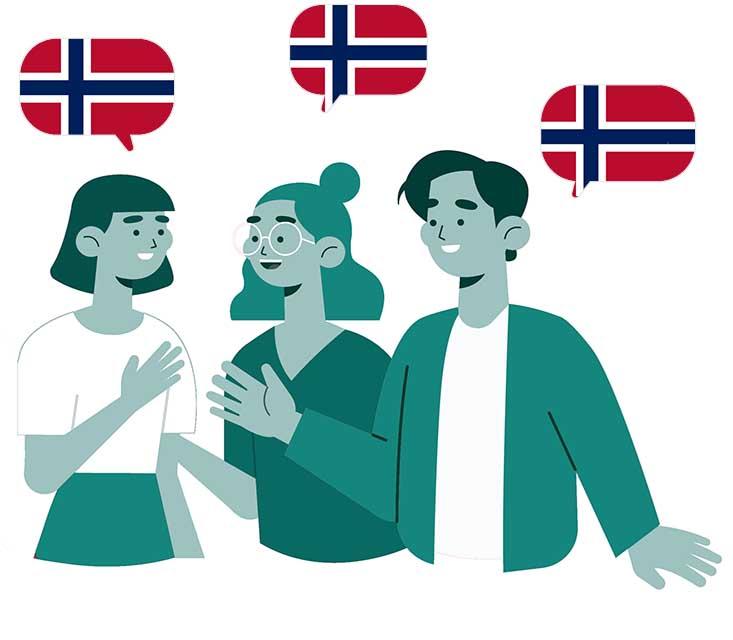 Kursy języka norweskiego online
