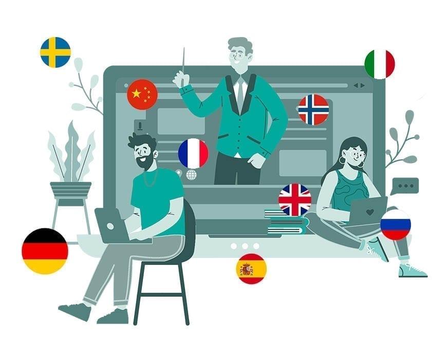 Indywidualne kursy językowe online