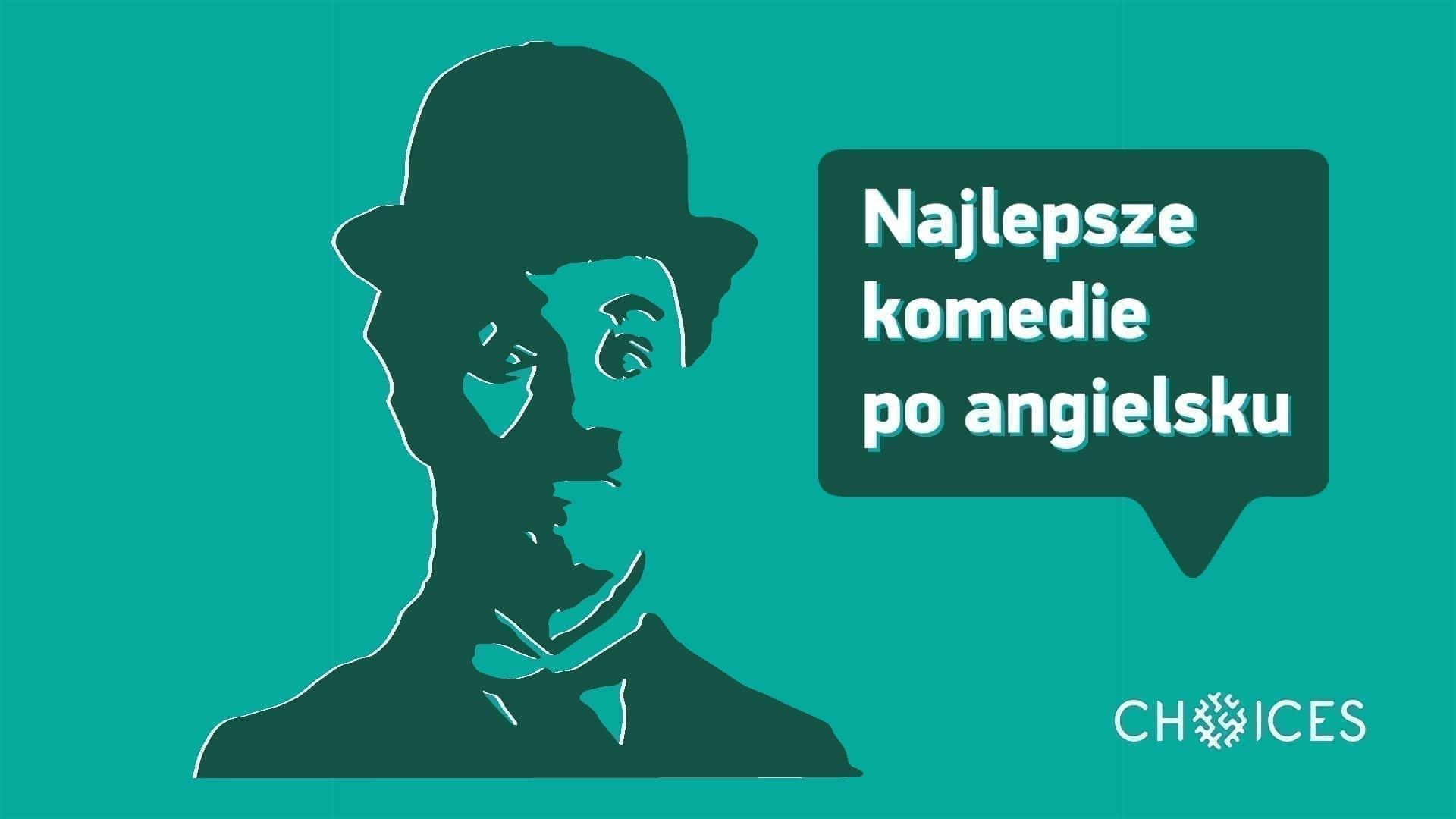 Komedie po angielsku