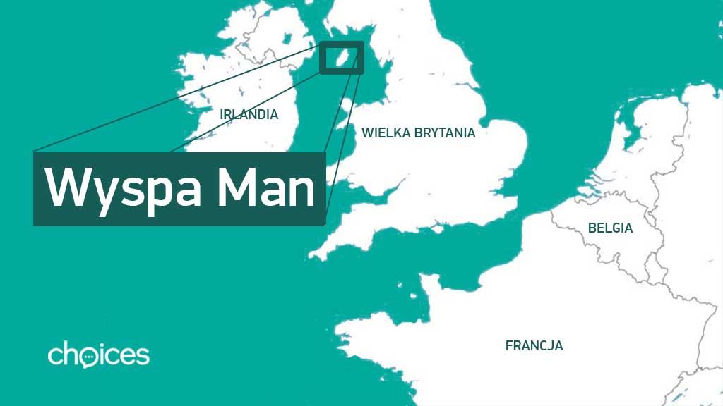 Wyspa Man